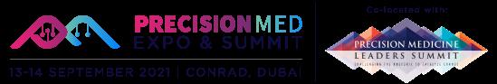 Precision Med Expo & Summit Logo